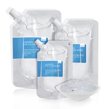 Lip Gloss Base-Gel Lakerain 100ml Glaze-Material Moisturizing Matte for Odorless