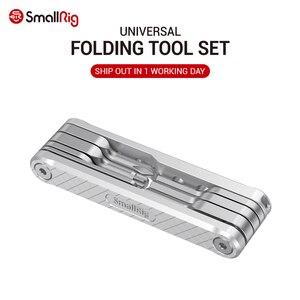Image 5 - Smallrig Vouwen Tool Set Met Schroevendraaiers En Sleutels 2213