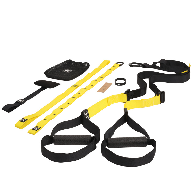 Fitness Resistance Bands Set Suspension Stretch Workout Training Bands Muscle Trainer Pull Rope Exercise Home Gym Equipment