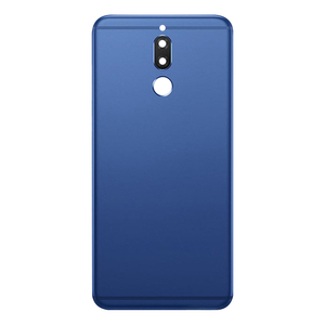 Image 2 - באיכות גבוהה חזרה החלפת דיור עבור Huawei Mate 10 Lite סוללה זכוכית עם מצלמה עדשה עבור נובה 2i אחורי כיסוי
