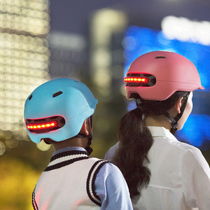 Smart4u открытый велосипедный MTB умный велосипедный шлем с лампой гоночный мотоцикл велосипедный задний светильник для мужчин и женщин Водоне...