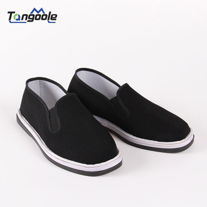 Chinese Traditional Kung Fu Shoes Tai Chi Martial Arts Karate Old Peking Shoes Comfortable Kungfu Shoes Male Sneaker Men
