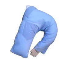 Cute Boy Friend Arm Body Pillow Bed Cushion Pillows Washable Boy friends Hug Blue Cushion Creative Birthday Gift Pillow