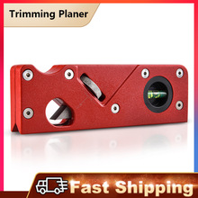 Chamfering Trimming Planer Woodworking Edge Corner Plane 45 Degree Bevel Manual Planer Carpenter Hand Tool Lightweight Portable