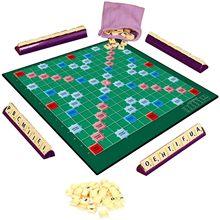 Giocattolo educativo precoce scarabeo gioco da tavolo famiglia bambini adulti Puzzle gioco tavolo da gioco tavolo da ortesi Puzzle parole aiuto didattico