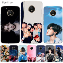 Uyellow Korean Mens Team Cover For Motorola G4 G5 G5S G6 G7 E4 E5 Plus Play Phone Case Moto Power Silicone Coque Shell