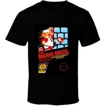 Mario Bros nintendo RETRO VINTAGE