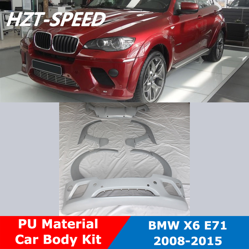 Front Right side Bumper Tow Hook Cover Cap for BMW X6 E71 E72 51117074460 08-14