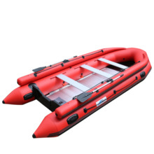 Free  Shipping to Europe  Goethe  Aluminum Floor Inflatable Boat Sports Boat Fishing Boat