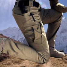 Military Tactical Pants Men Special Combat Trousers Multi-pocket Waterproof Wear-resistant Casual Training Overalls  Men Pants