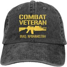 Ejiazhan7 Combat Veteran Iraq and Afghanistan Retro Adjustab