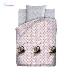 Bettwäsche Sets Delicatex 16055-1 + 16056-1 Murlyika Home Textil bettwäsche leinen Kissen Abdeckungen Bettbezug рillowcase baby stoßstangen sets für kinder Baumwolle