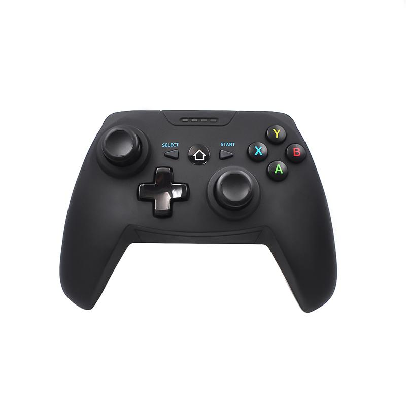 For DJI RoboMaster S1 Game Console Gamepad Wireless-Bluetooth Gamepad Game Joystick Controller with Phone Holder
