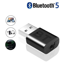 Receiver Adapter Audio Car Bluetooth Music Autoradior Aux-Jack Mini Wireless USB