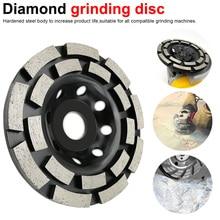 115/125/180 мм алмазные шлифовальные диски абразивные инструменты для работы с бетоном шлифовальный круг инструмент для резки по металлу абразивные диски чашки пильного диска