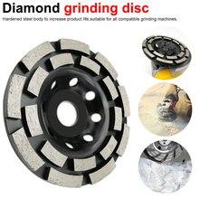 Disque de meulage diamant 115/125/180mm, abrasifs, outils pour béton, roue de meulage, travail des métaux, coupe, coupe, lame de scie