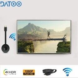 Интеллектуальный ТВ Медиаплеер DATOO для Android TV PC Smart TV