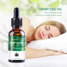 100% Hemp Oil CBD Natural Soothes Pressure Pain Scraping Foot Aromatherapy Improve Sleeping Stress Relief Massage