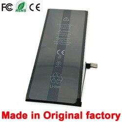 Akumulator o dużej pojemności do apple iphone X XR XS Max 8 7 6 S 6 SE 5C 5S 5 4S 4 Plus akumulator do telefonu komórkowego nowy 0 cykl uszczelniający