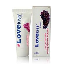 Lubrificante do sexo 25/30ml à base de água do óleo do sexo do sabor da uva vaginal e anal do gel dos adultos do produto do sexo lubrificantes orais do sexo