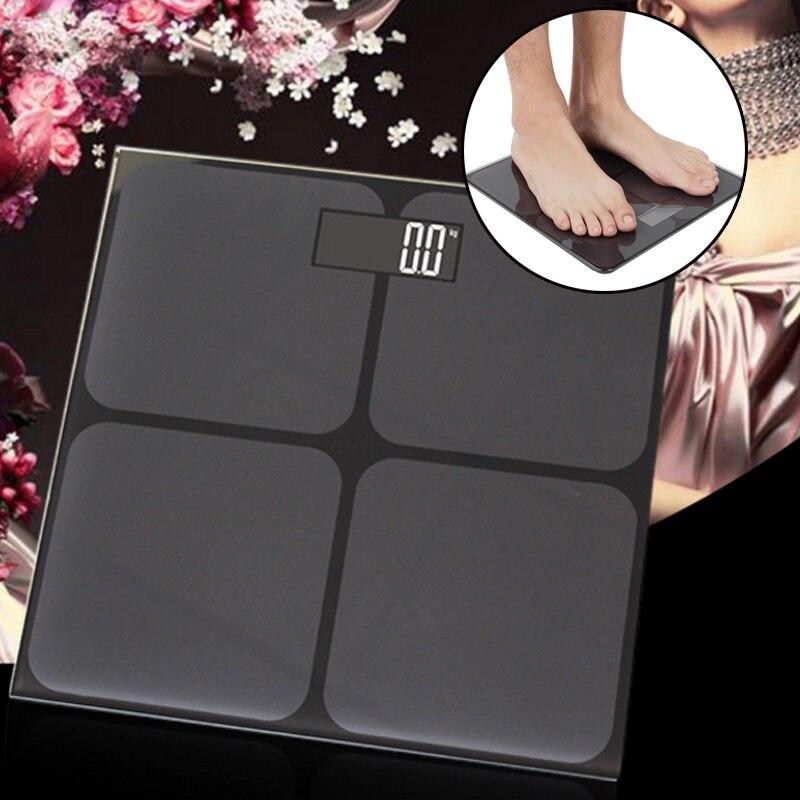 Zwart Weegschaal Gehard Glas Keuken Eetkamer Gewicht Balance Home Digitale Weegschalen Nauwkeurige Koffie Accessoires Elektronische - 6