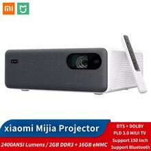 Xiaomi Mijia Proyector láser 2400 ANSI Lúmenes 1920*1080P 150