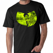 Wu Tang Clan Nyc New York City Shaolin Black T Shirt New Official Merch