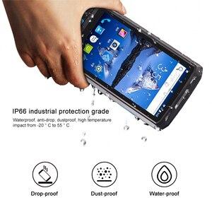 Image 4 - Escáner de código de barras PDA portátil para Android Terminal Honeywell, 1d, láser, 2d, QR, dispositivo portátil de recolección de datos con WIFI, 4G, NFC, PDA 80T