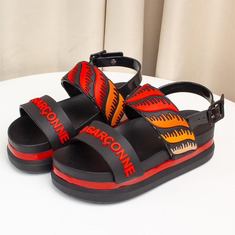 Melissa Sandals Cosmic Sandal II Women Jelly Shoes Fashion Adulto Sandals 2020 New Women Sandalias Melissa Female Shoes