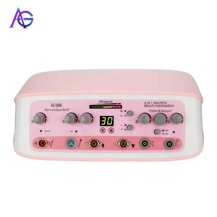 7 In One Skin Care Beauty Apparatus For Breast Enlargement, Spot Remove, Etc For Home And Salon Use