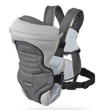 Kangur dziecko torba torebka typu sling Hip dziecko przewoźnik Canguru dziecko przód i tył bluza z kapturem nosidełko dla dziecka Hipseat Pognae plecak-noszenie tanie tanio highbellum 0-3 miesięcy 4-6 miesięcy 7-9 miesięcy 10-12 miesięcy 13-18 miesięcy CN (pochodzenie) 9 kg 13 kg COTTON