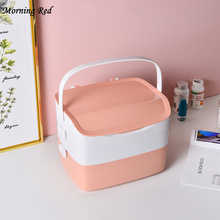 Medicine Chest Home Multi-layer Large Capacity First Aid Kit Medical Supplies Baby Storage Box Organizer Healthy Plastic PP portable multi layer medicine box first aid kit plastic car travel pill storage box home large capacity organizer containers