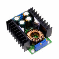 DC/CC Adjustable XL4016 Power Supply Module 0.2-9A 300W Step Down Buck Converter 5-40V To 1.2-35V LED Driver For Arduino XL4016