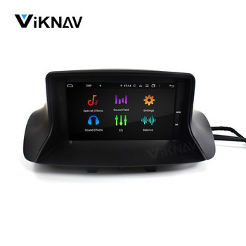Double din 2din Android Car radio DVD player FOR RENAULT Megane III Fluence 2009-2016 car stereo autoradio GPS navigation image