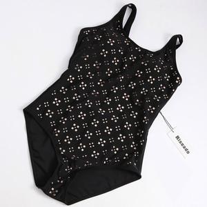 Image 5 - Riseado stroje kąpielowe kobiety 2020 Sexy jednoczęściowy strój kąpielowy czarny Racer powrót strój kąpielowy drążą stroje kąpielowe dla kobiet kąpiących