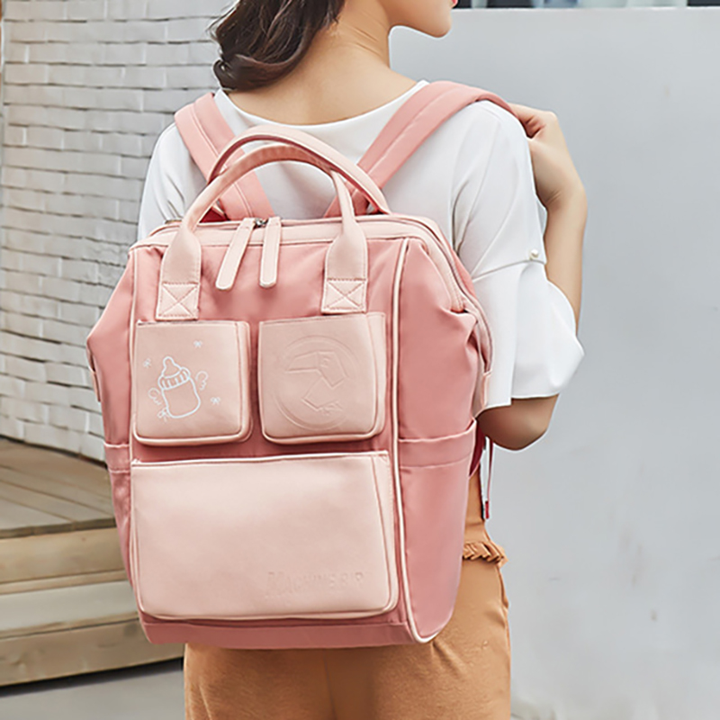 Mummy Backpack Nappy Bag  Maternity Bags Large Pregnant Handbag Baby Travel For Stroller Waterproof