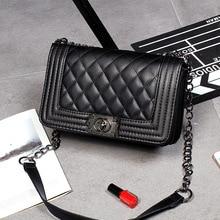 Bags for Women 2019 Famous Brand Luxury Handbags Designer Chains Shoulder Bag Crossbody Flap Fashion