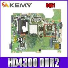 577067-001 DA00P8MB6D1 DA00P8MB6D0 For HP Compaq Presario CQ61 laptop motherboard HD4300 DDR2