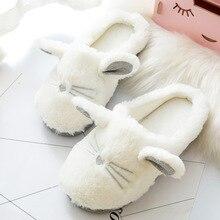 MAGGIE'S WALKER News Fur Slides Cute Animal Winter Fur Home Shoe Ladies Slip on Sliders Fluffy Faux Fur Flat Winter Slippers faux pearl espadrille flatform sliders