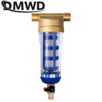 DMWD Front Direct Drinking Tap Water Filter Pre-filter Purifier Water Filter Cartridge Remove Rust Contaminant Sediment Pipe