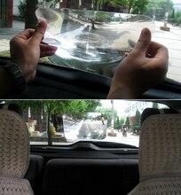 Parkplatz Umkehr Auto Aufkleber Zu Erweitern Die Hinten Fenster Sichtfeld, Weitwinkel Fresnel linse, langlebig Und Transparent