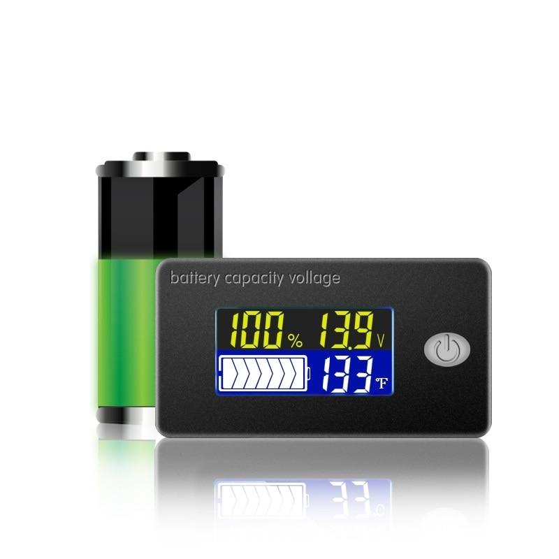 XH-M609 12-36V Affichage num/érique DC Batterie Module de protection de charge et de d/écharge de d/éconnexion de d/éconnexion