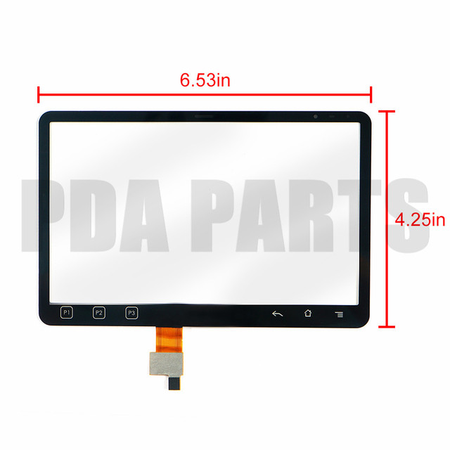 Touch Screen Digitizer Replacement for Symbol Motorola ET1