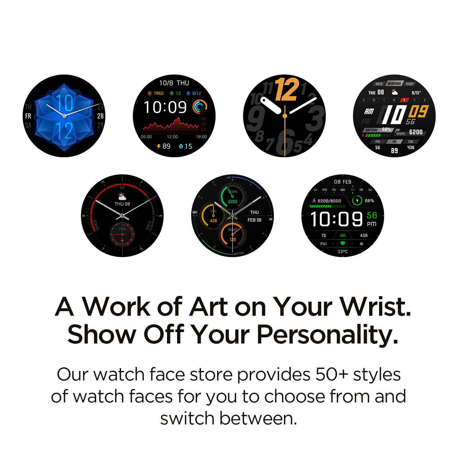 Permalink to Global Version Amazfit GTR 2e Smartwatch Alexa Built-in 1.39 Inch Heart Rate 5 ATM Smart Watch for Andriod for IOS