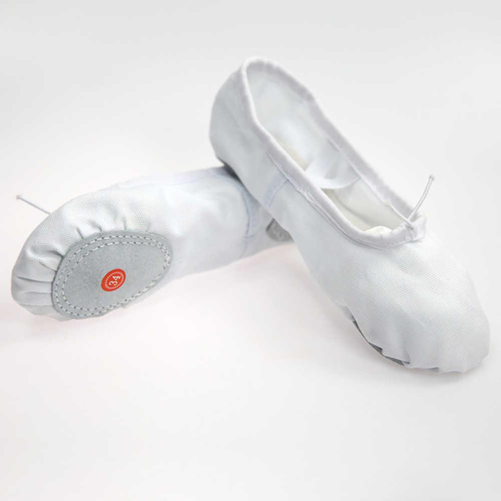 2019 New Canvas Soft Ballet Shoes Dance