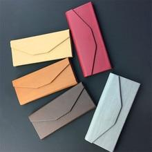 Glasses Case Triangular Pouch Travel-Pack Fold Light New-Arrive