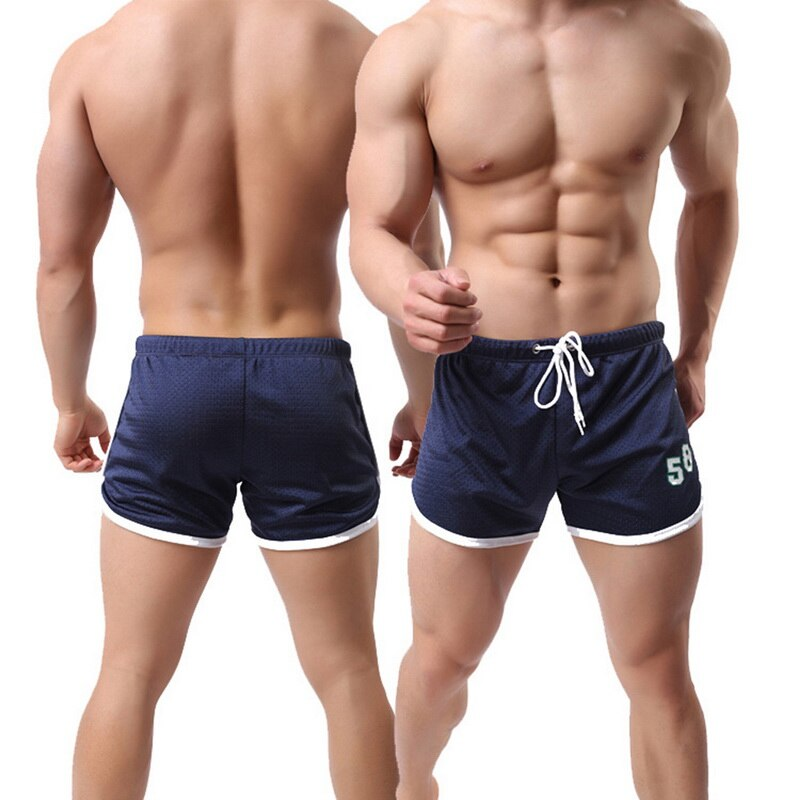 Casual Fitness Shorts Beach Shorts Pants Summer Mens Professional Bodybuilding Short Big Size Male Pants Plus Size