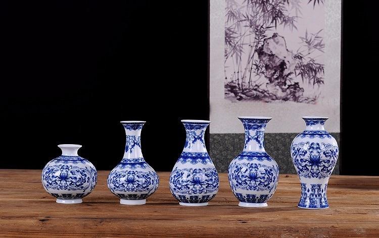 Vintage Home Decor Ceramic Flower Vase 2