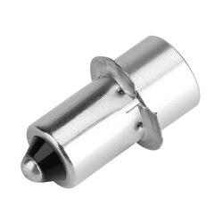 P13.5S 3W lampe de poche LED ampoule de remplacement lampe torche lampe de travail d'urgence (blanc 4-12 V)