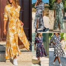 Summer 2020 New Fashion Womens Plus Size Casual Half Sleeve